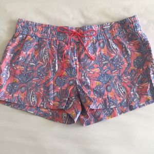 Vineyard vines drawstring shorts
